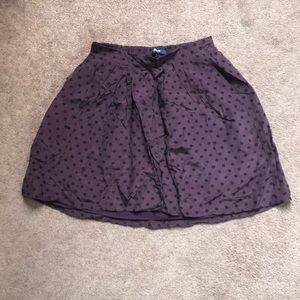 Madewell high waisted skirt
